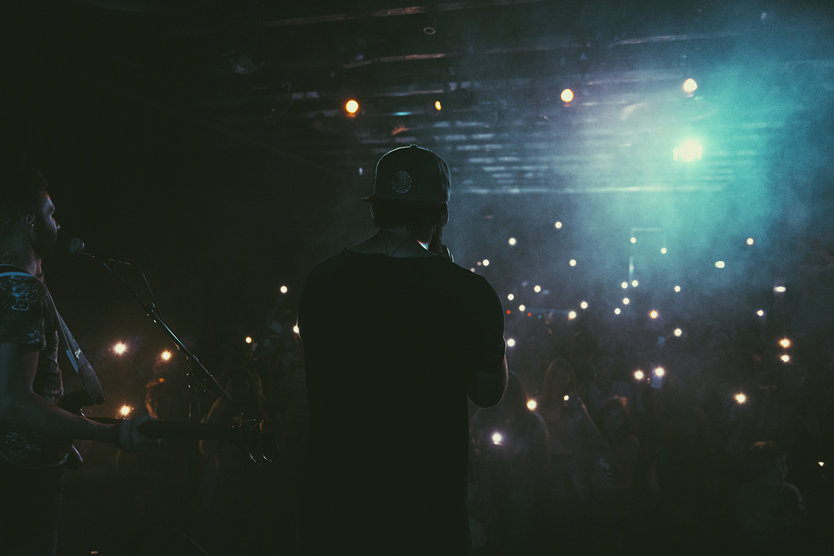 EORA Live – Orpheum Lights